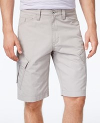 Inc International Concepts Men's Jorge Cargo Shorts Only At Macy's Seashell