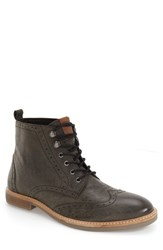 Ben Sherman Men's 'Birk' Wingtip Boot