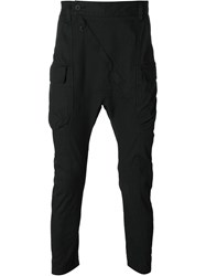 Alexandre Plokhov Casual Trousers Black