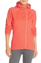 The North Face Women's 'Arcata' Water Resistant Jacket Tropical Coral Stria