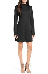 Leith Women's Mock Neck Minidress