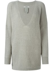 Humanoid 'Kimo' Jumper Grey