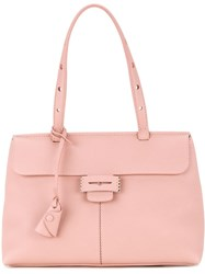 Myriam Schaefer 'Lord' Tote Bag Pink And Purple
