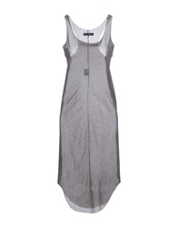 Bad Spirit Knee Length Dresses Grey