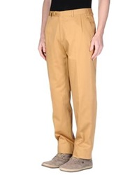 Brioni Casual Pants Ocher