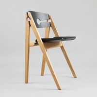 We Do Wood Dining Chair Black