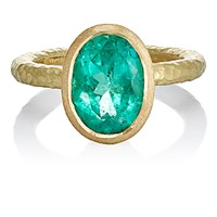 Malcolm Betts Women's Gemstone Ring No Color