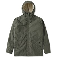 Norse Projects Lindisfarne Classic Jacket Green