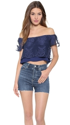 Madison Marcus Stella Crop Top
