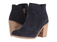 Kenneth Cole Reaction Kite Fly Navy Women's Boots