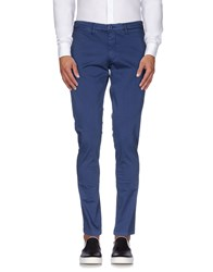 U Ni Ty Unity Trousers Casual Trousers Men Blue