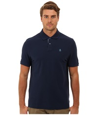 Original Penguin Daddy O Polo Dress Blues Men's Short Sleeve Pullover Navy