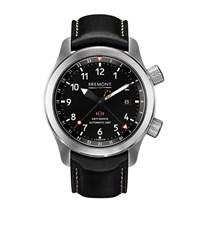 Bremont Mbiii Watch Unisex Black
