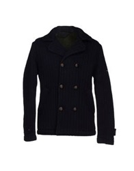 Tanomu Ask Me Blazers Dark Blue