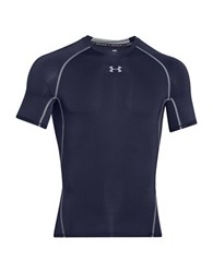 Under Armour Short Sleeve Compression Shirt Blue