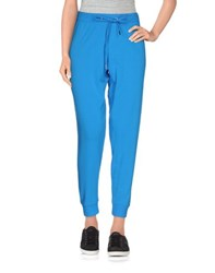 Vdp Club Trousers Casual Trousers Women Azure