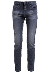 Tom Tailor Relaxed Fit Jeans Stone Wash Denim Blue Denim
