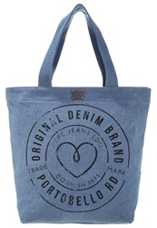 Pepe Jeans Bret Tote Bag 000Denim Blue