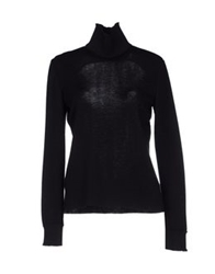 Azzaro Turtlenecks Black