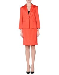 Blumarine Suits And Jackets Outfits Women Red