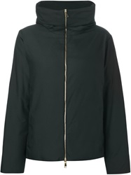 Moncler 'Caen' Reversible Padded Jacket Black
