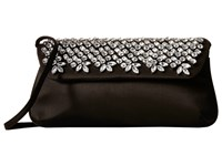 Nina Arjean Black Silver Cross Body Handbags