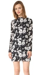 Ali And Jay Floral Mini Dress Black Floral
