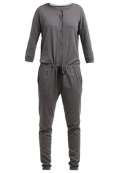 Marc O'polo Jumpsuit Black Stone Anthracite