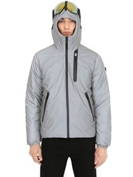Ai Riders On The Storm Reversible Reflective Down Jacket