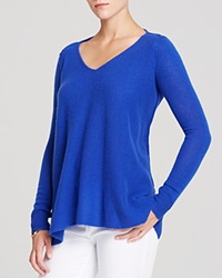 Moon And Meadow V Neck Cashmere Sweater