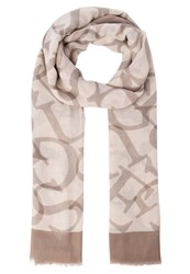 Guess Scarf Stone Grey