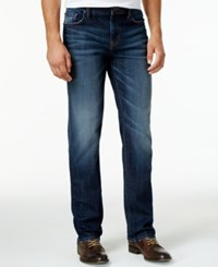 William Rast Men's Relaxed Fit Straight Leg Legacy Galaxy Jeans