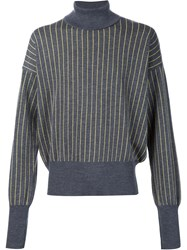 Y Project Turtleneck Sweater Grey