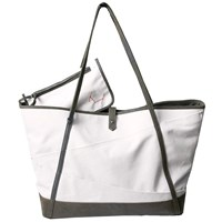 Morton And Hudson Canvas Carryall Tote