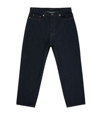 Christopher Kane Baggy Carrot Fit Jeans Male Dark Blue