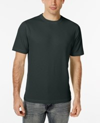 Tasso Elba Men's Big And Tall Performance T Shirt Only At Macy's Dark Lead