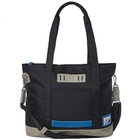 Master Piece Over V6 Two Way Tote Black