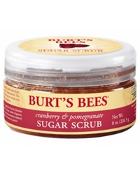Burt's Bees Cranberry And Pomegranate Sugar Scrub 8 Oz.
