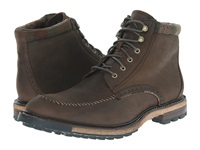 Woolrich Woodwright Bitter Chocolate Camo Wool Men's Boots
