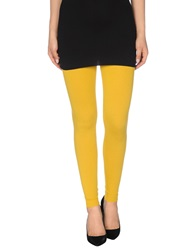 Met Miami Cocktail Leggings Yellow