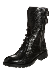 Pepe Jeans Pimlico Laceup Boots Black