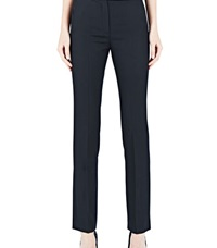 Lanvin Slim Tailored Pants Black