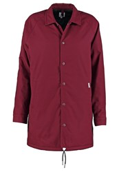 Carhartt Wip Ona Coach Short Coat Chianti Bordeaux