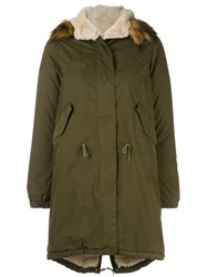 Bellerose 'Layto' Parka Coat Green