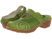 El Naturalista Yggdrasil N096 Green Women's Shoes