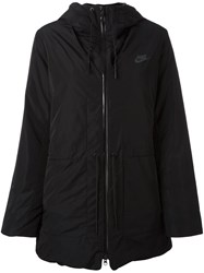 Nike 'Nsw Down Fill Hd' Short Parka Black