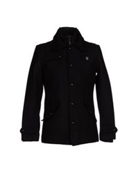 Fly 53 Jackets Black