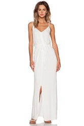 Paige Lyssa Dress White
