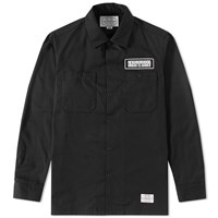 Neighborhood Classic Work Shirt Black