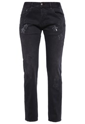 Just Cavalli Relaxed Fit Jeans Black
